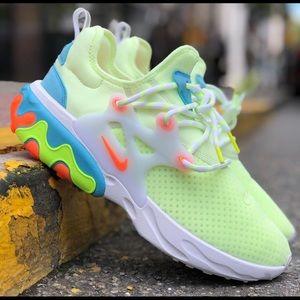 Women's Nike presto react